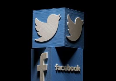 涉嫌政治宣傳 FB、推特刪近千伊朗帳戶