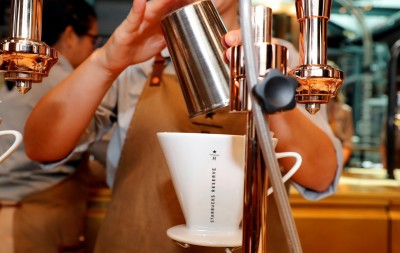 終於進軍義大利 星巴克用高價咖啡挑戰義市場