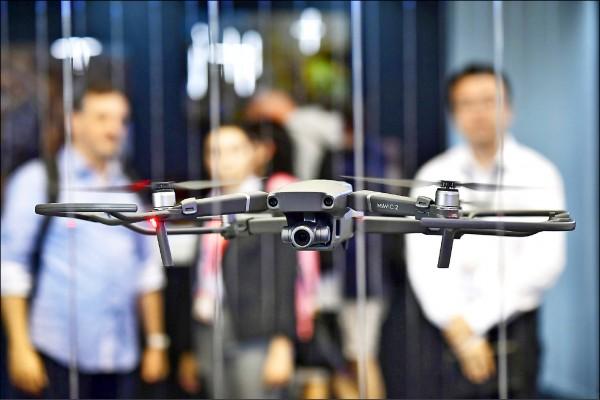聯強攜手DJI 推出新一代航拍機