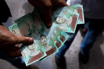 委內瑞拉新貨幣無效 推出3週物價又漲1倍