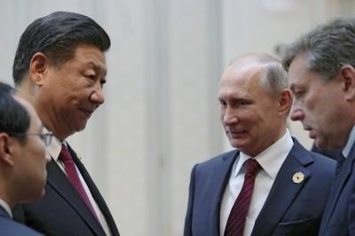 中、俄關係實質改善? 專家:檯面下是嚴重地緣之爭