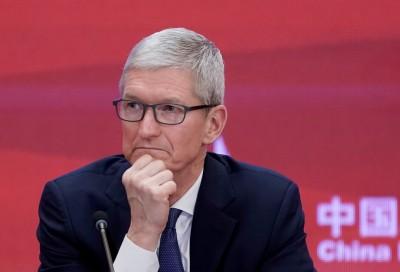 蘋果產品為何沒遭川普課關稅? 庫克這麼說