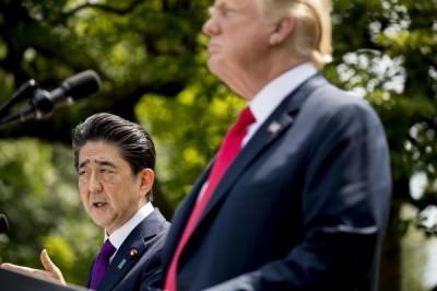 防止美日貿易戰 傳日本有意降低美農產品關稅