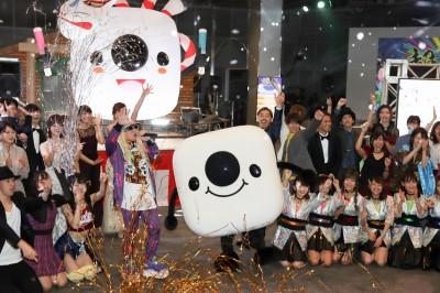 17直播東京舉辦週年祭典慶  千人齊聚東京巨蛋城