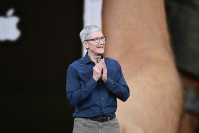 小摩:蘋果快速向服務轉型 股價還會再漲23%