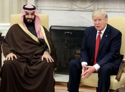 再施壓降油價 川普:沒有美國支持 沙國政權撐不過2週