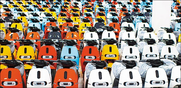 電動機車銷售創佳績 補助將再加碼