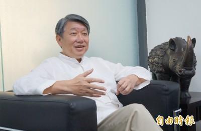 《CEO開講》郭智輝:台積電是半導體業的F1  中國永遠追不上