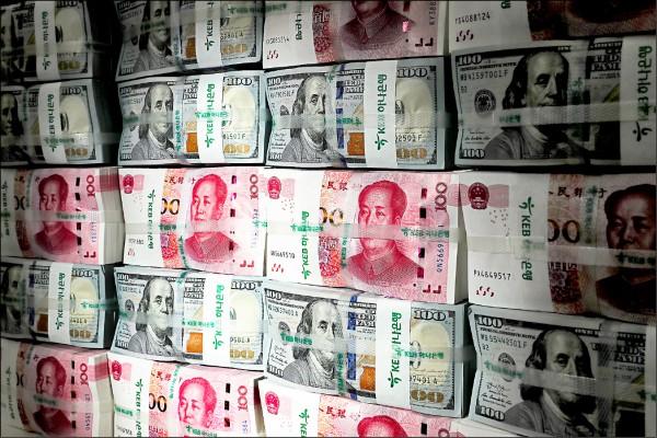《國際現場》人民幣貶破7 的條件更成熟