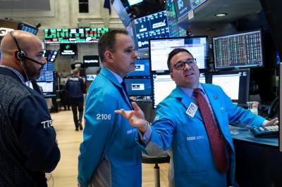 貿易戰降溫!美股道瓊漲逾150點  蘋果重挫6%
