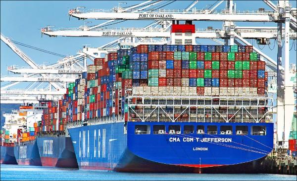 9月美中貿易逆差再創新高