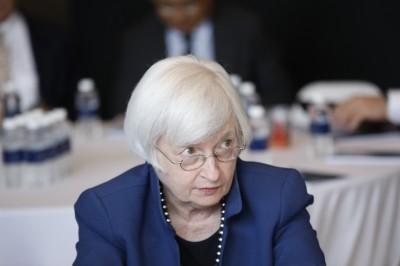 前Fed主席葉倫:Fed應確保充分就業 有助改善貧富不均
