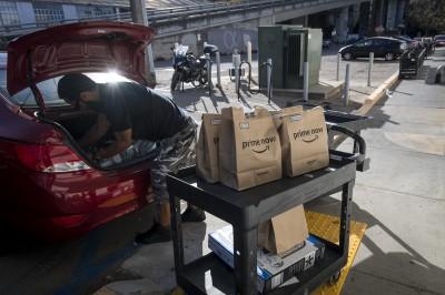 若亞馬遜跨足物流業 分析師:將成FedEx、UPS對手