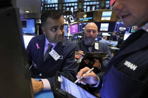 美中貿易緊張緩和 道瓊上漲逾200點
