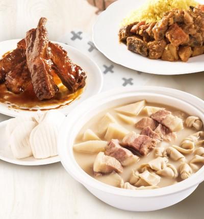六福推出冷凍料理包 正式跨足零售、電商通路