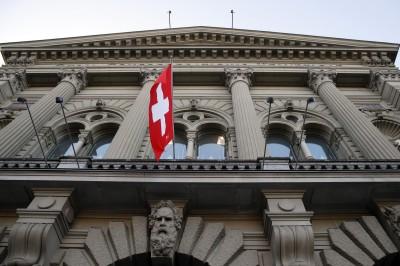 瑞士央行:瑞士法郎有升值壓力 經濟前景不明朗