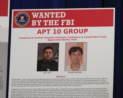 美起訴中國駭客  中駐加大使館:賊喊抓賊!