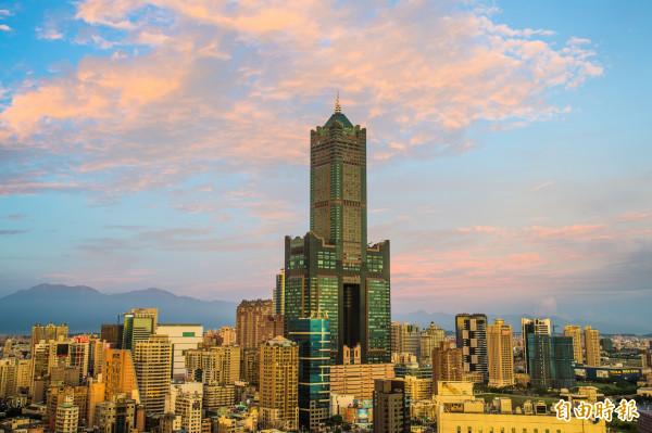 韓國瑜上任無用! 高雄地標85大樓飯店遭法拍