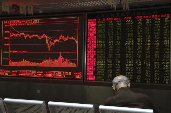 中國股市全球最糟! 今年市值蒸發73.7兆元