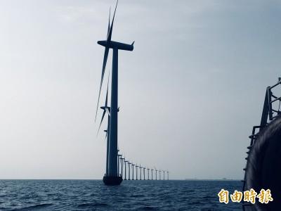 風機用10年成廢鐵?丹麥6年前就澄清「老風機有時發電更多」