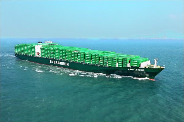 貨櫃運價 春節前擬再調漲一波