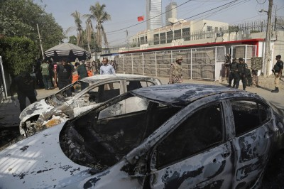 巴基斯坦武裝勢力:續攻擊一帶一路項目 直到中國放棄