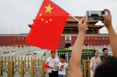 預測貿易戰緩解 大摩:中國經濟今年「先抑後揚」
