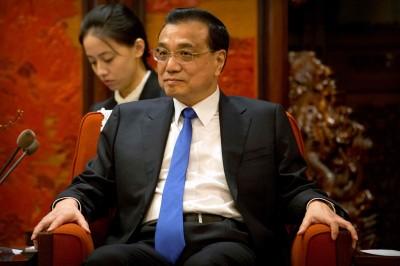 藏不住了?中國總理李克強:經濟下行壓力加大