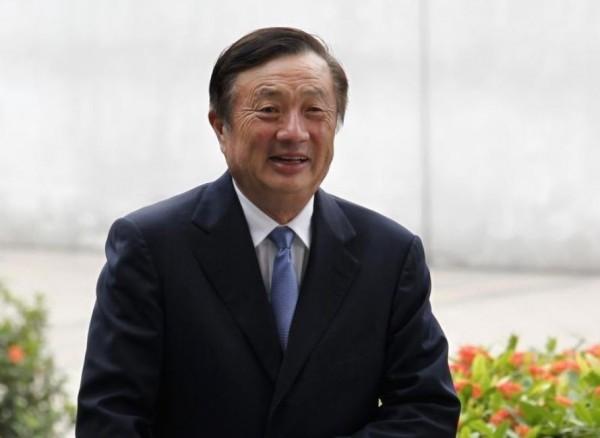 救愛女? 華為創辦人表態 會拒絕為中國開後門