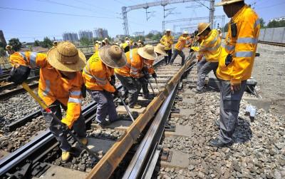不只靠減稅救經濟!傳中國還將砸3.9兆投資鐵路建設