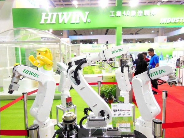 中國經濟減速 拖累工具機、原物料