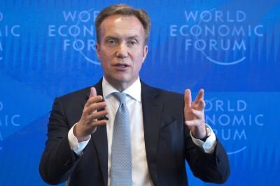 WEF主席:地緣政治將損及世界經濟成長