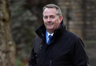 英貿易部長出席世界經濟論壇 為脫歐貿易協定探路