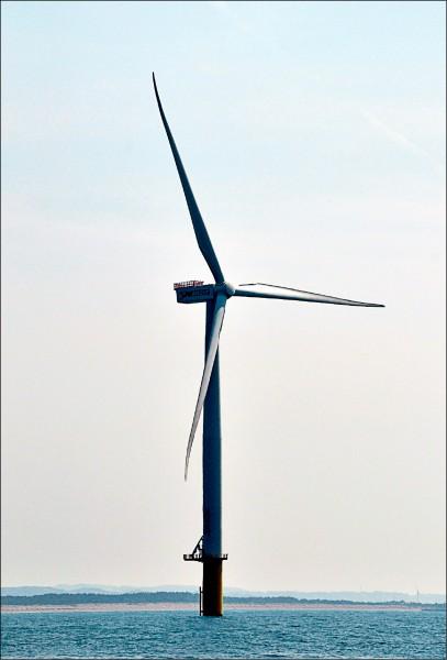 4離岸風電商許可 最快春節前核發