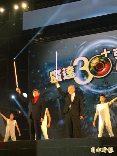 廣達營收連兩年突破兆元  林百里:AI是未來30年最大機會