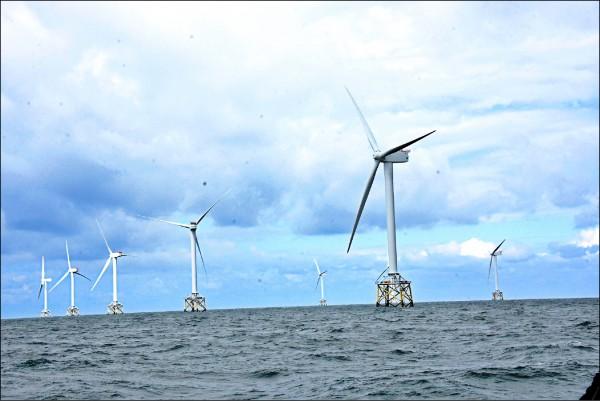 建照、使用執照核發權在縣府 彰化風場開發案仍有變數