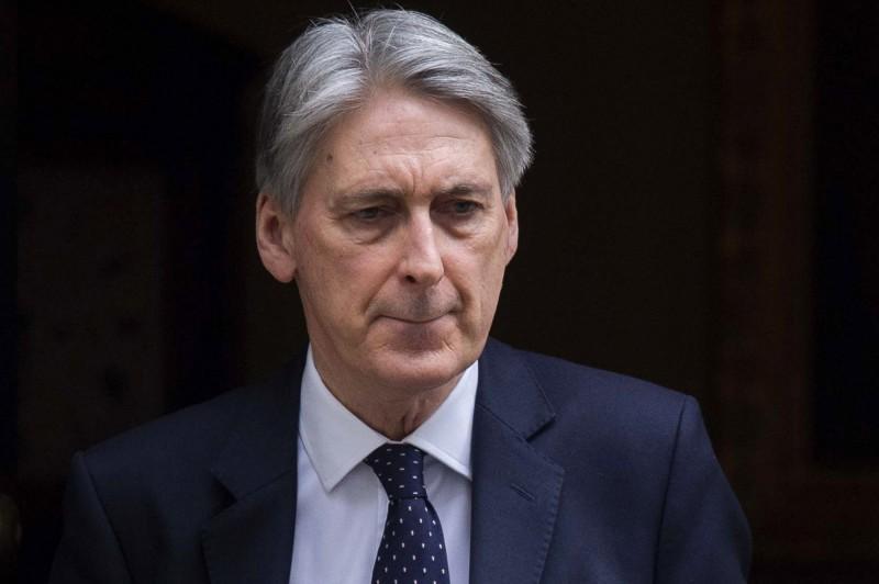 鬧翻了?英國財政大臣 取消訪中計畫