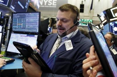 美經濟數據不佳 道瓊早盤下跌逾60點