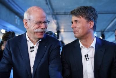 戴姆勒和BMW合體  砸3百億組合資公司攻叫車市場