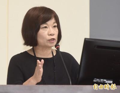韓國瑜推高雄自貿區 陳美伶:高雄已是自貿港