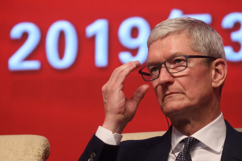 北京開講 蘋果執行長庫克:中國要繼續開放市場