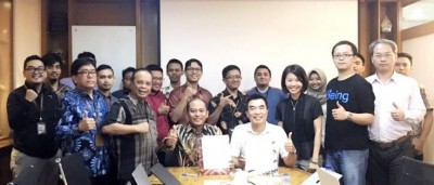 打通與印尼跨境貿易瓶頸  關貿網路用這個