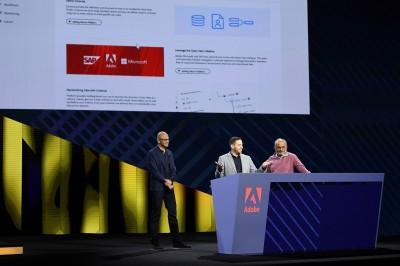 強強聯手!Adobe、微軟與SAP宣布 開放資料計畫上雲端