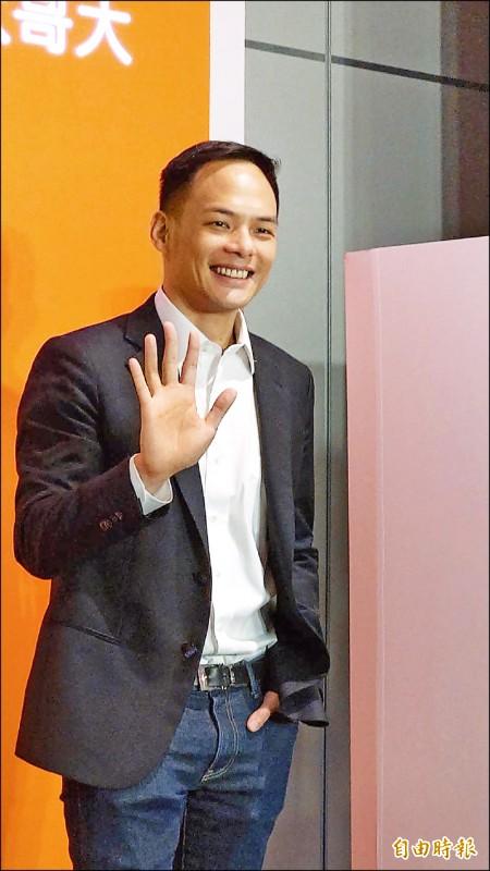 台灣大打造超5G 10年內市值目標3.1兆