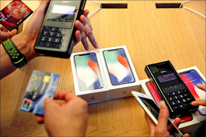 傳鴻海將在印度試產iPhone X