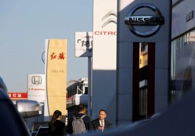 連跌10個月!中國車市3月銷量年減12%