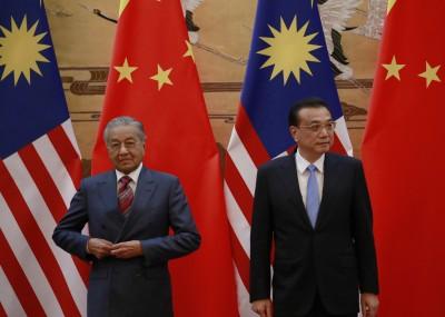 中國鬆口:已計畫降低馬來西亞鐵路建設成本
