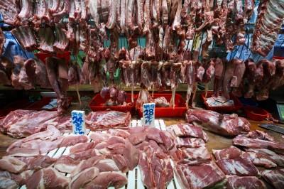 中國3月通膨強勁成長 港媒:豬瘟幫的忙!
