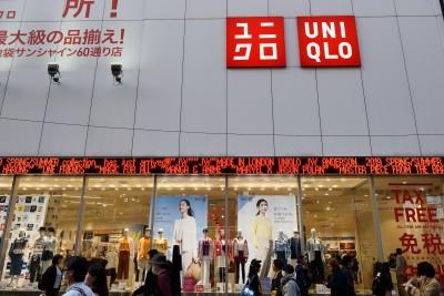 中國市場銷售佳 Uniqlo今年上半淨利創新高