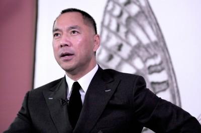 砲火全開!郭文貴再轟郭台銘「嚴重威脅2300萬台灣人民安全」
